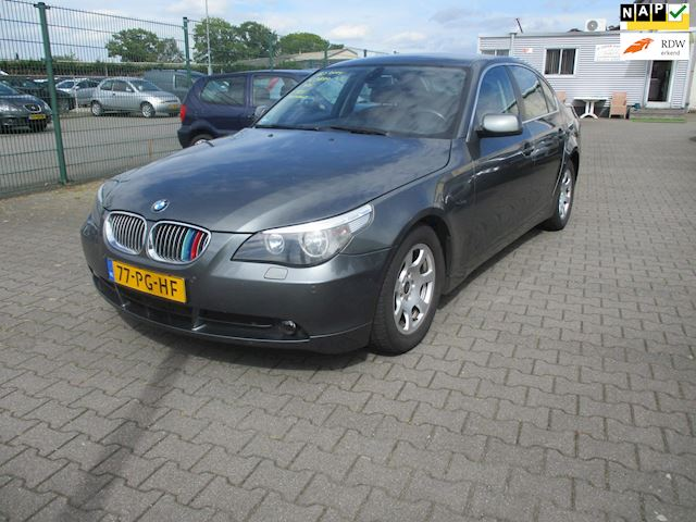 BMW 5-serie occasion - Harry Jakab Auto's