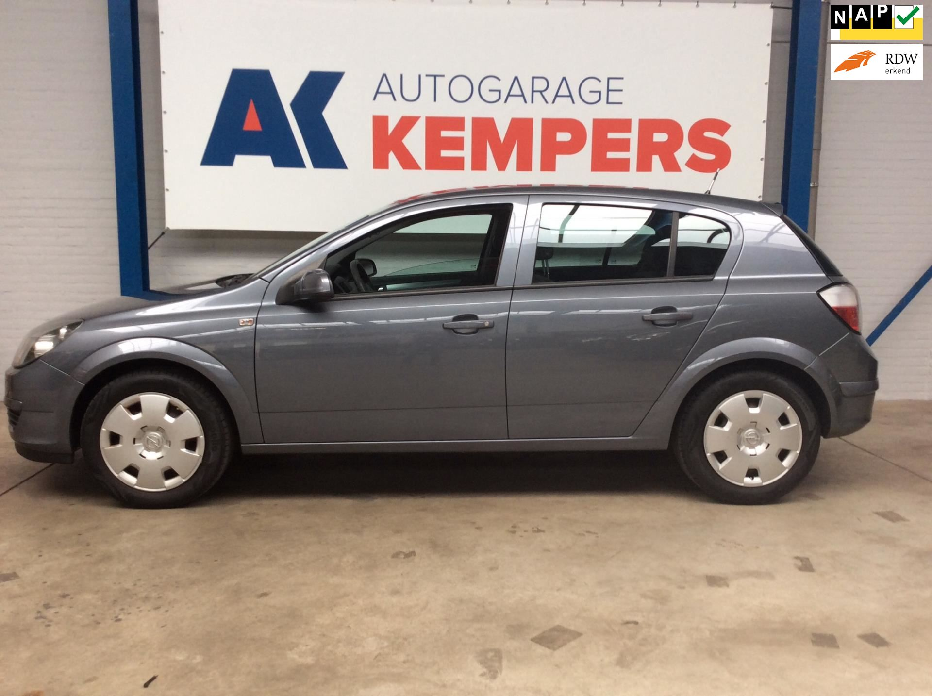 Opel Astra occasion - Autogarage Kempers