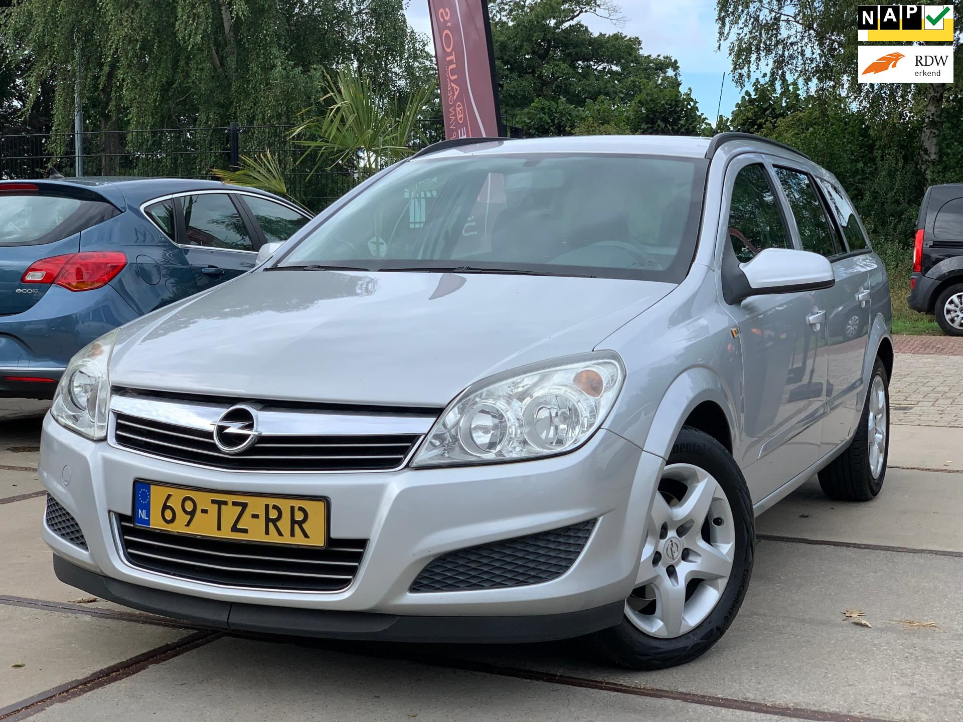 Opel Astra Wagon occasion - Ultimate Auto's