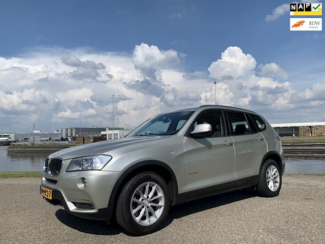 BMW X3 XDrive20d High Executive Aut, Leder, Navi, Camera