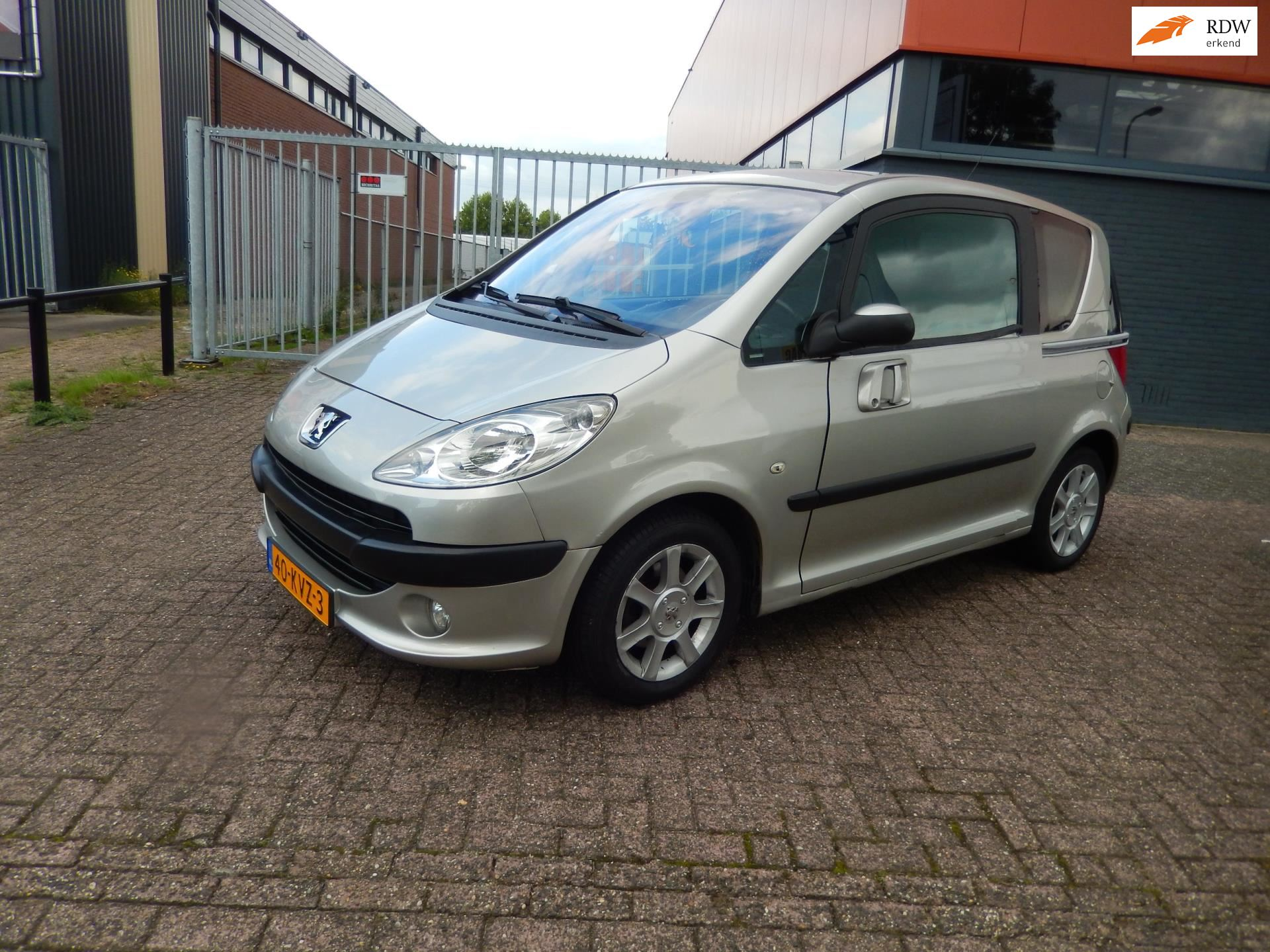 Peugeot 1007 occasion - Auto Discount Zwolle