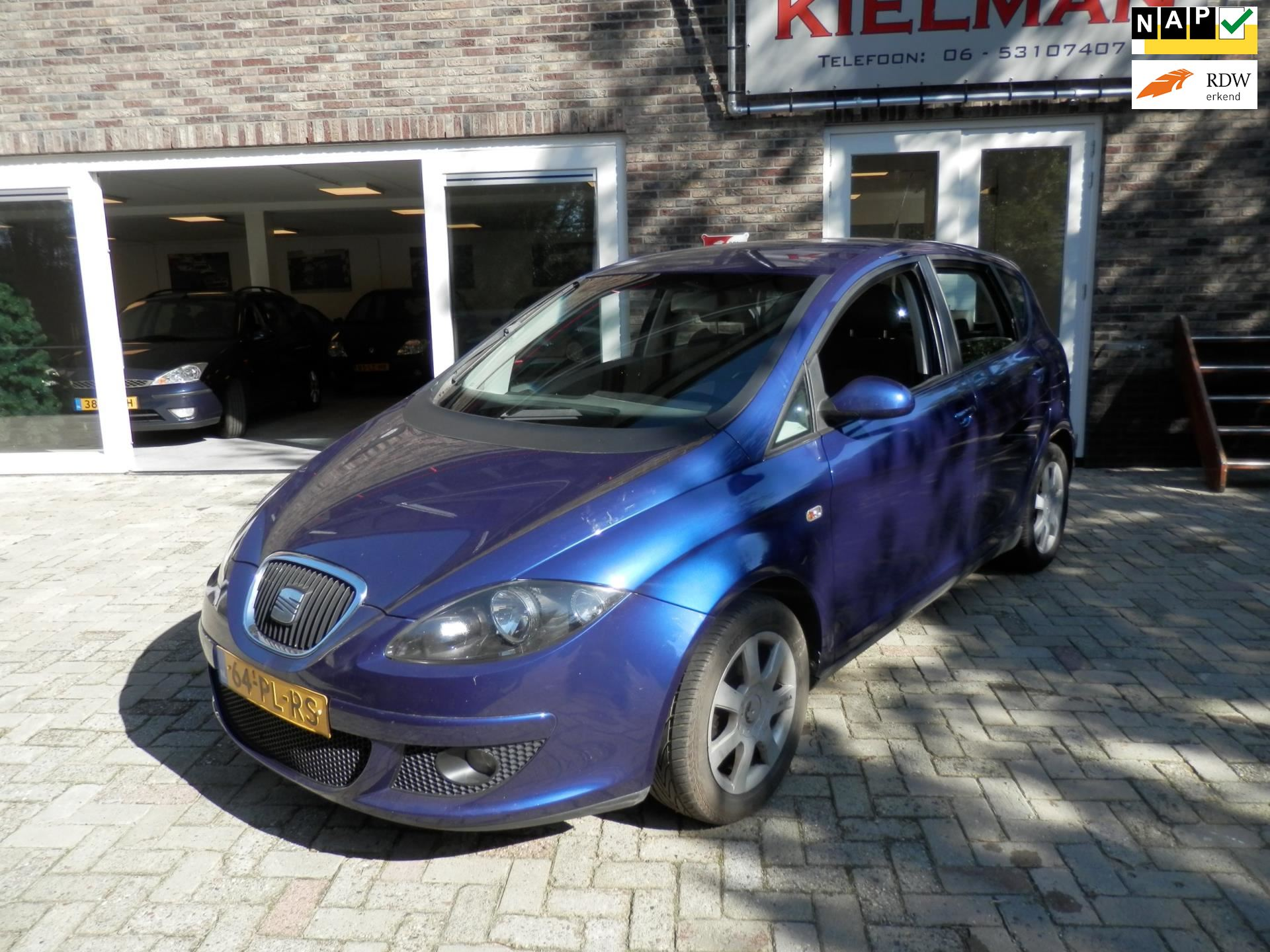 Seat Altea occasion - Garage Kielman