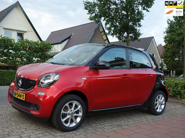 Smart Forfour 1.0 Passion Panoramadak/NAP.