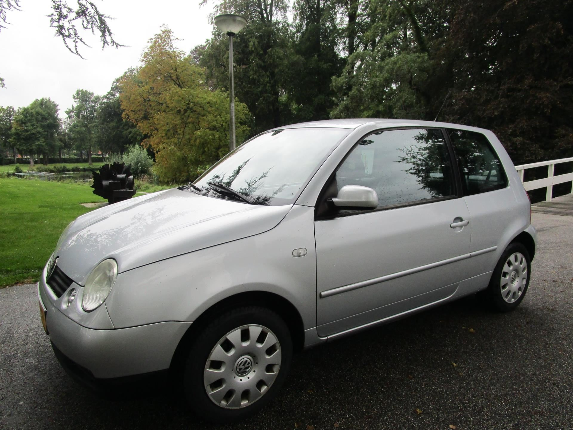 Volkswagen Lupo occasion - Auto Tewes
