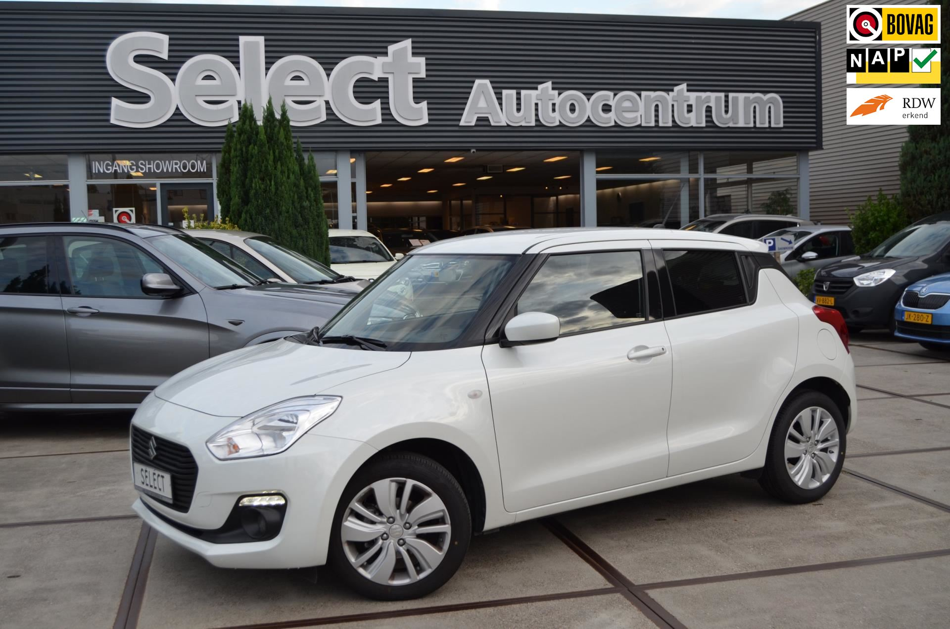 Suzuki Swift occasion - Select Autocentrum
