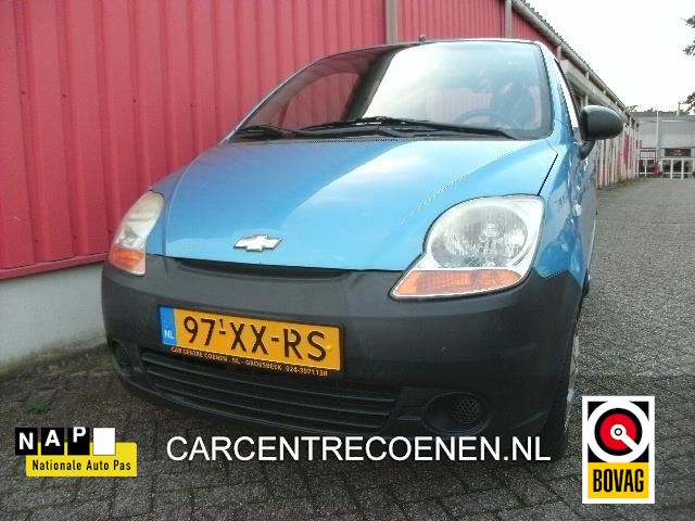 Chevrolet Matiz occasion - Car Centre Coenen