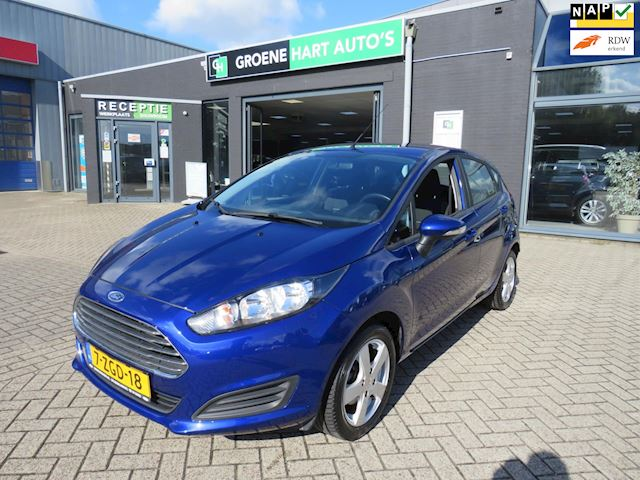 Ford Fiesta 1.0 Style/5-DRS/NAVI/PDC/NL-AUTO NAP!!