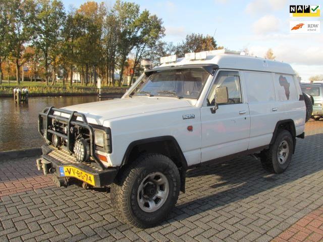Nissan PATROL 3.3 TD HIGH ROOF Overland Safari Camper