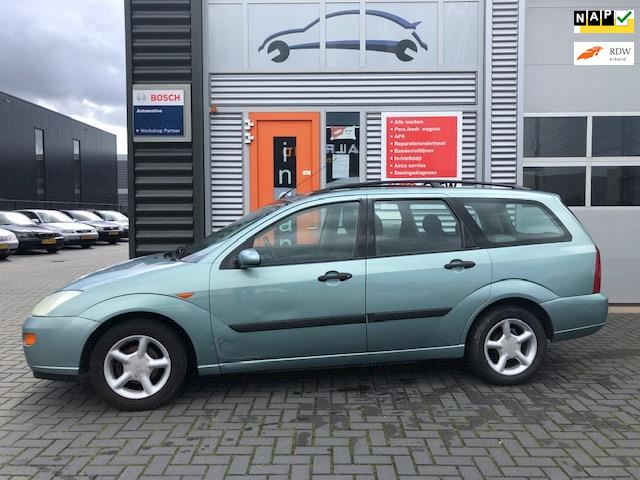 Ford Focus Wagon occasion - Garage Willemsen
