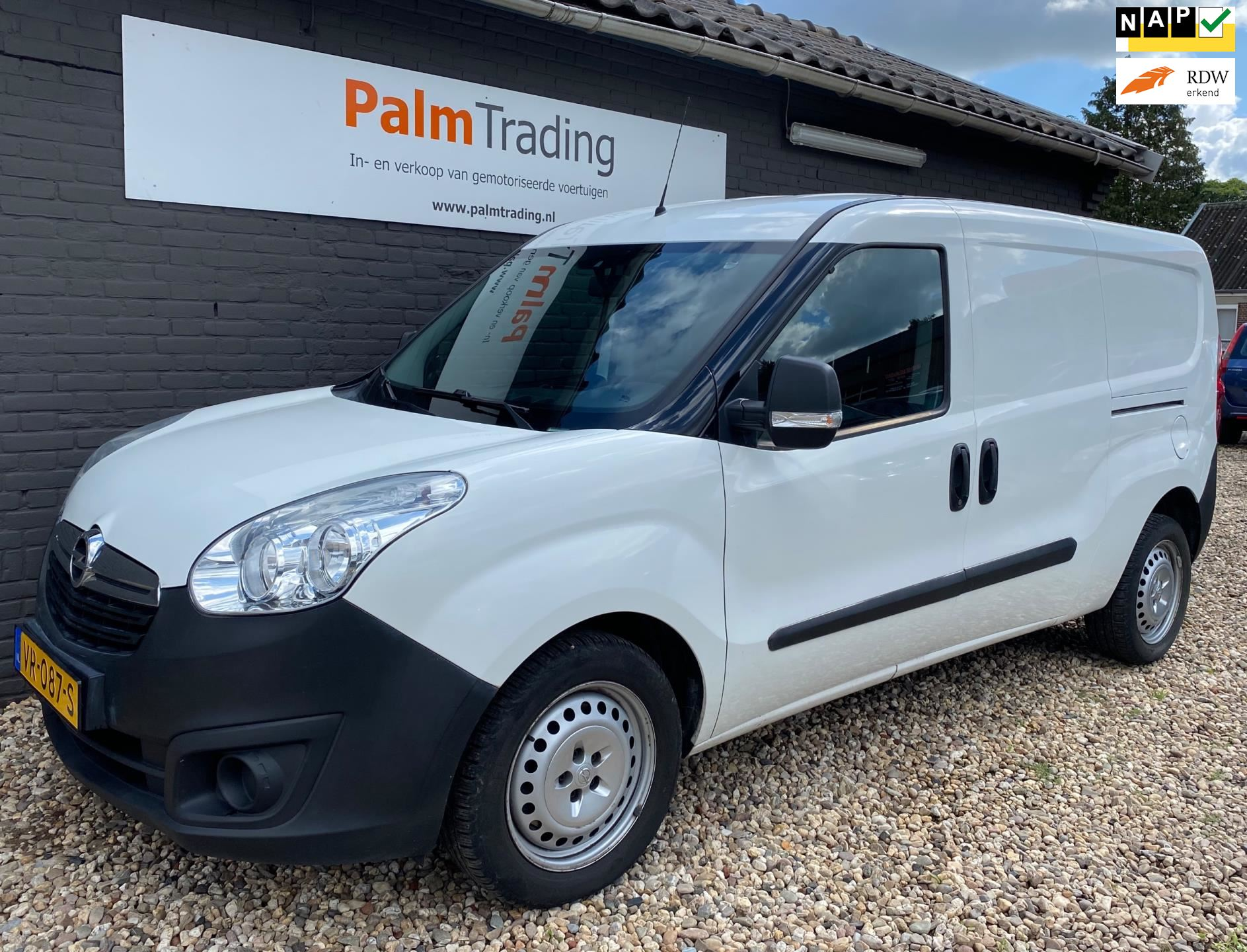 Opel Combo occasion - Palm Trading