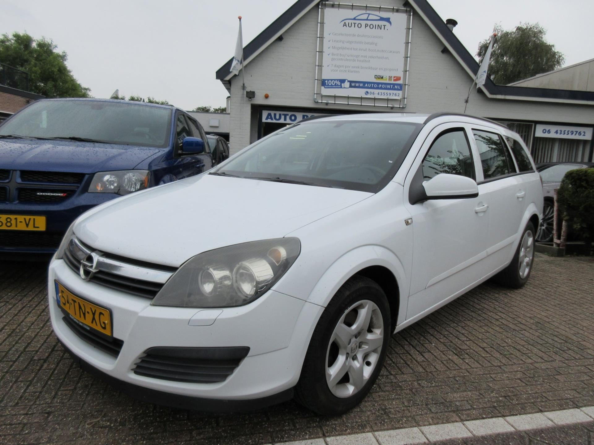 Opel Astra Wagon occasion - Auto Point