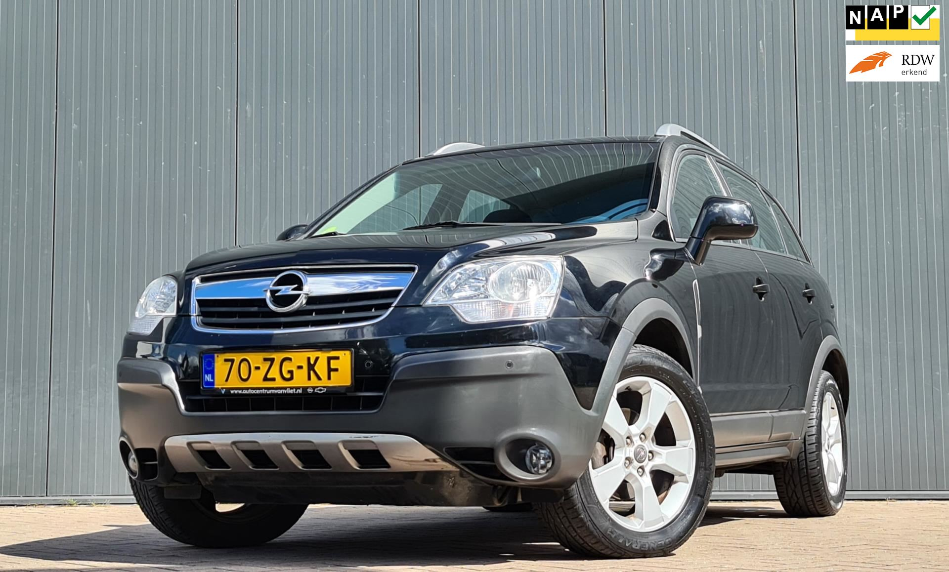 Opel Antara occasion - van den Boog Automotive