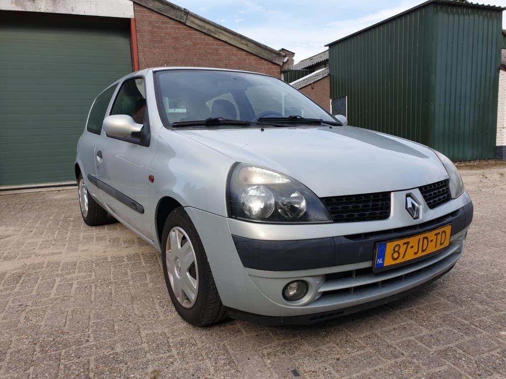 Renault Clio occasion - Trendy Cars