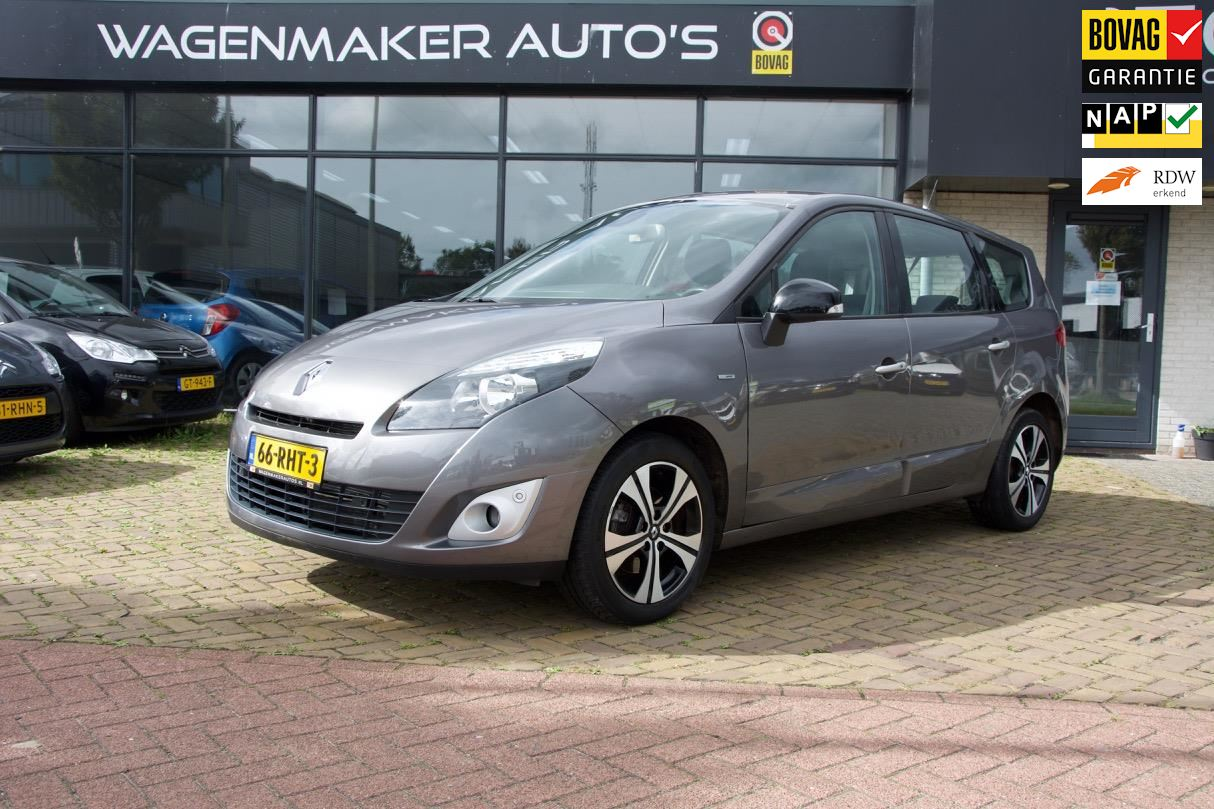 Renault Grand Scénic occasion - Wagenmaker Auto's