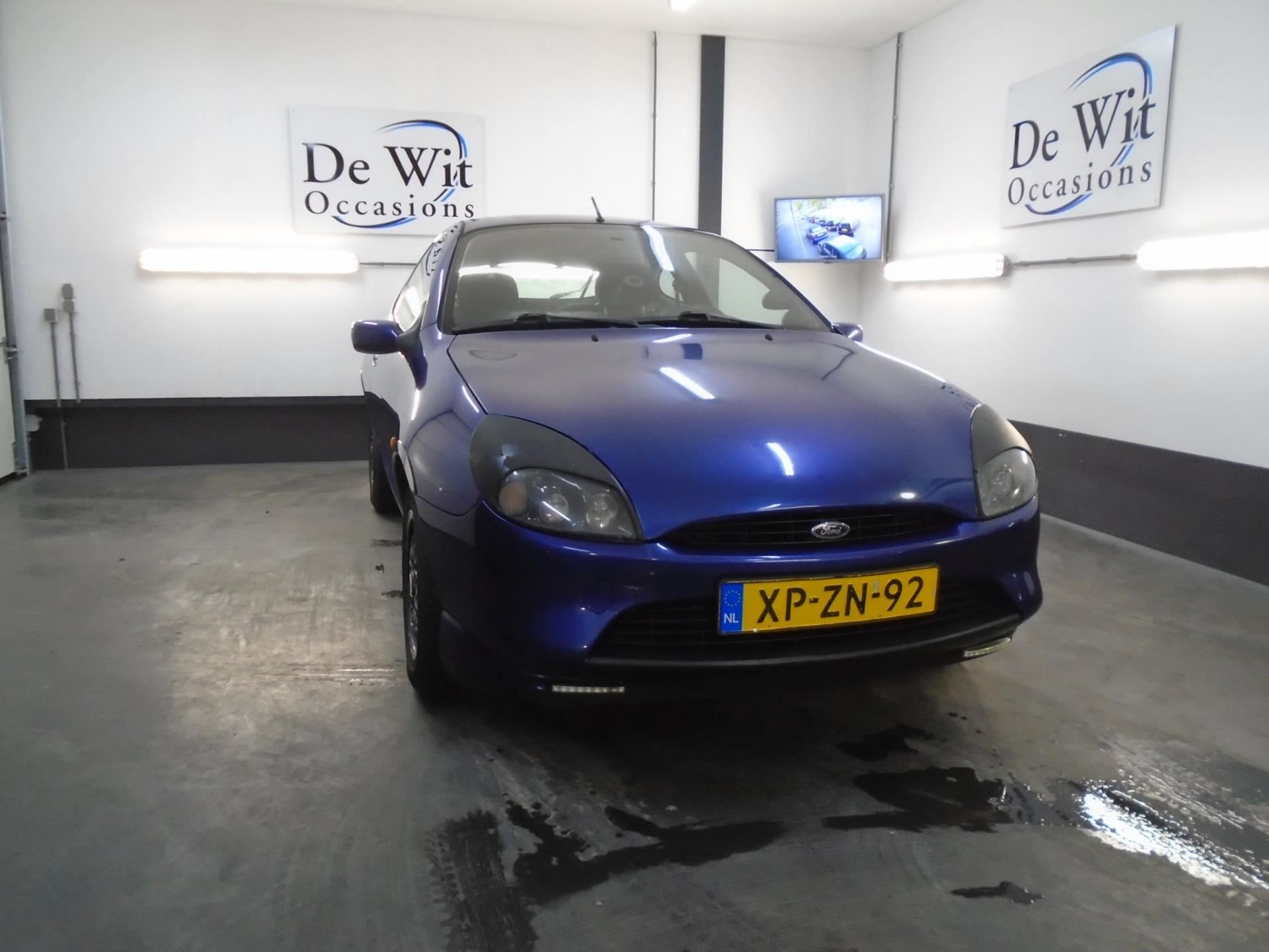 Ford Puma occasion - De Wit Occasions
