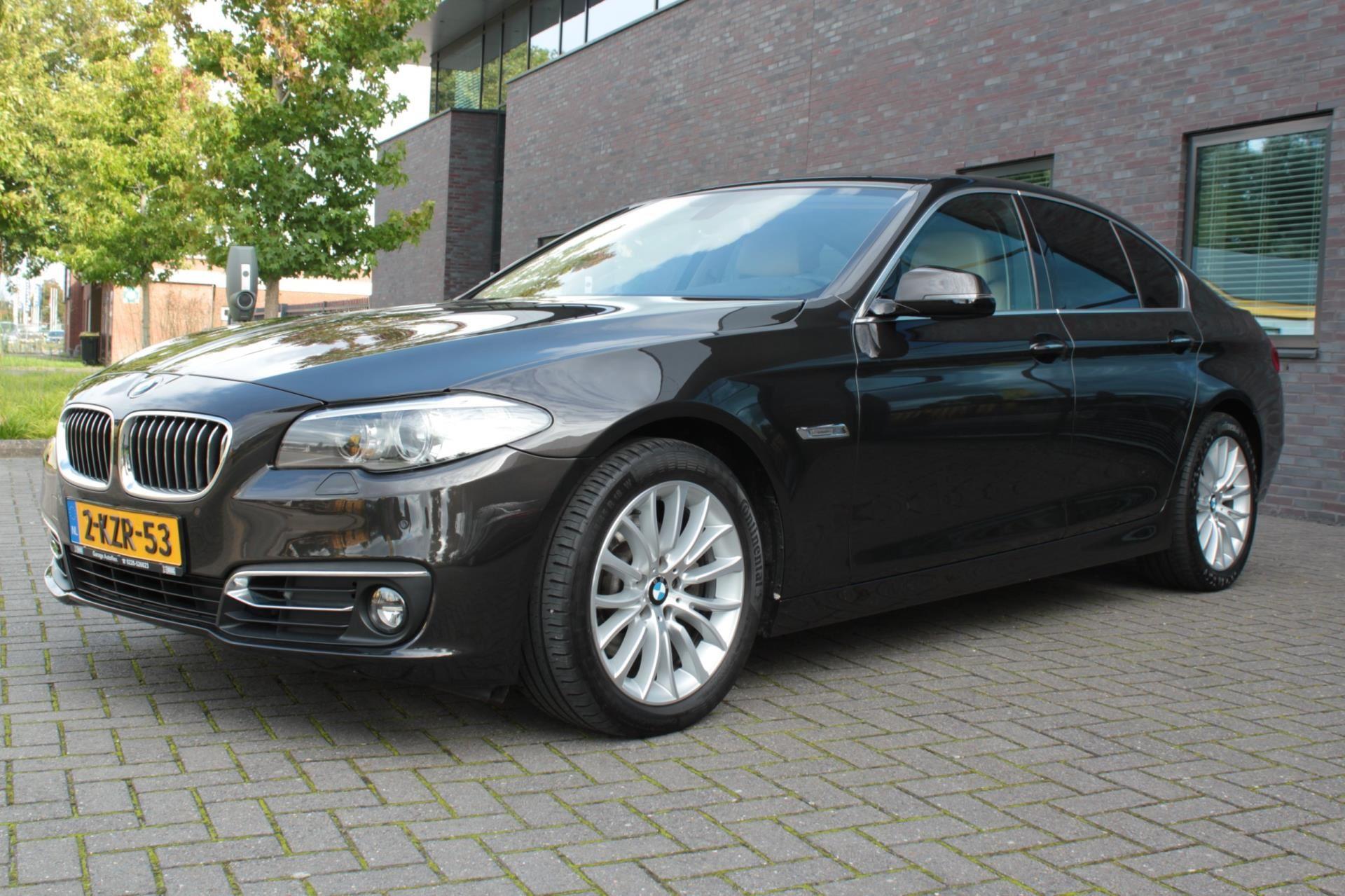 BMW 5-serie occasion - Autoflex Grootebroek