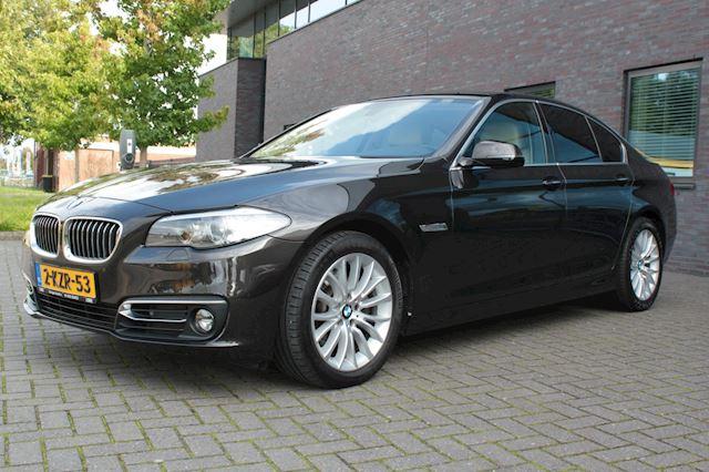 BMW 5-serie 520i High Executive leder