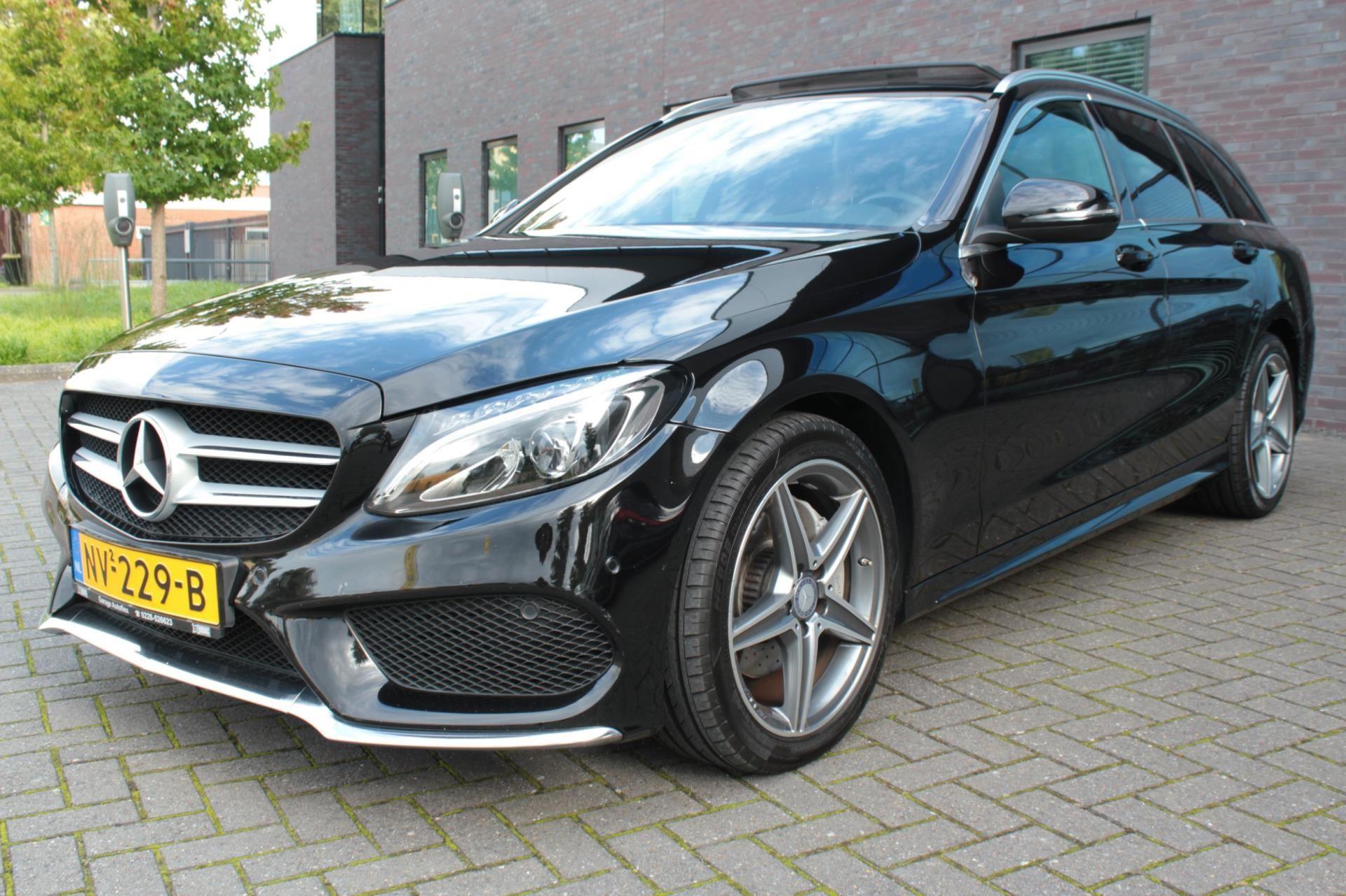 Mercedes-Benz C-klasse Estate occasion - Autoflex Grootebroek