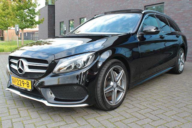 Mercedes-Benz C-klasse Estate 220 CDI Prestige panoramadak AMG pakket excl btw