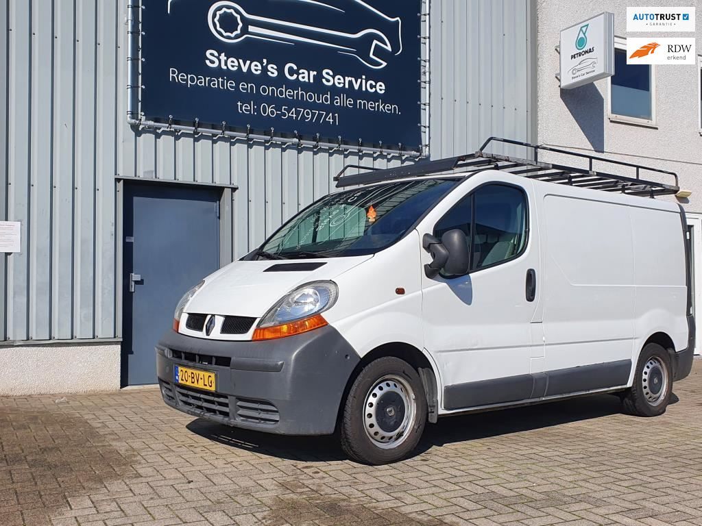 Renault Trafic occasion - Steves Car Service