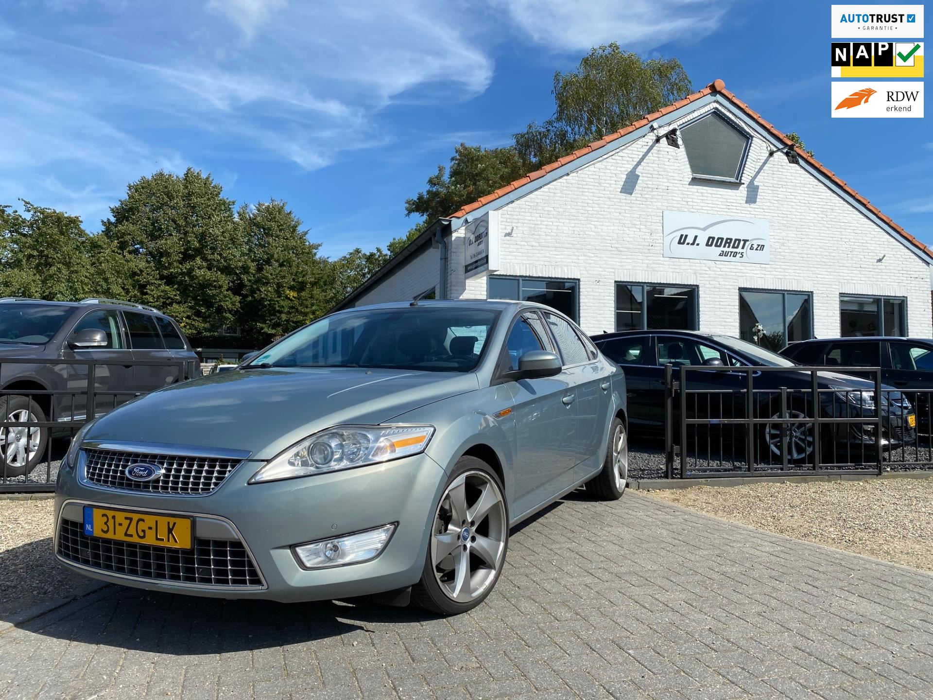 Ford Mondeo occasion - U.J. Oordt Auto's
