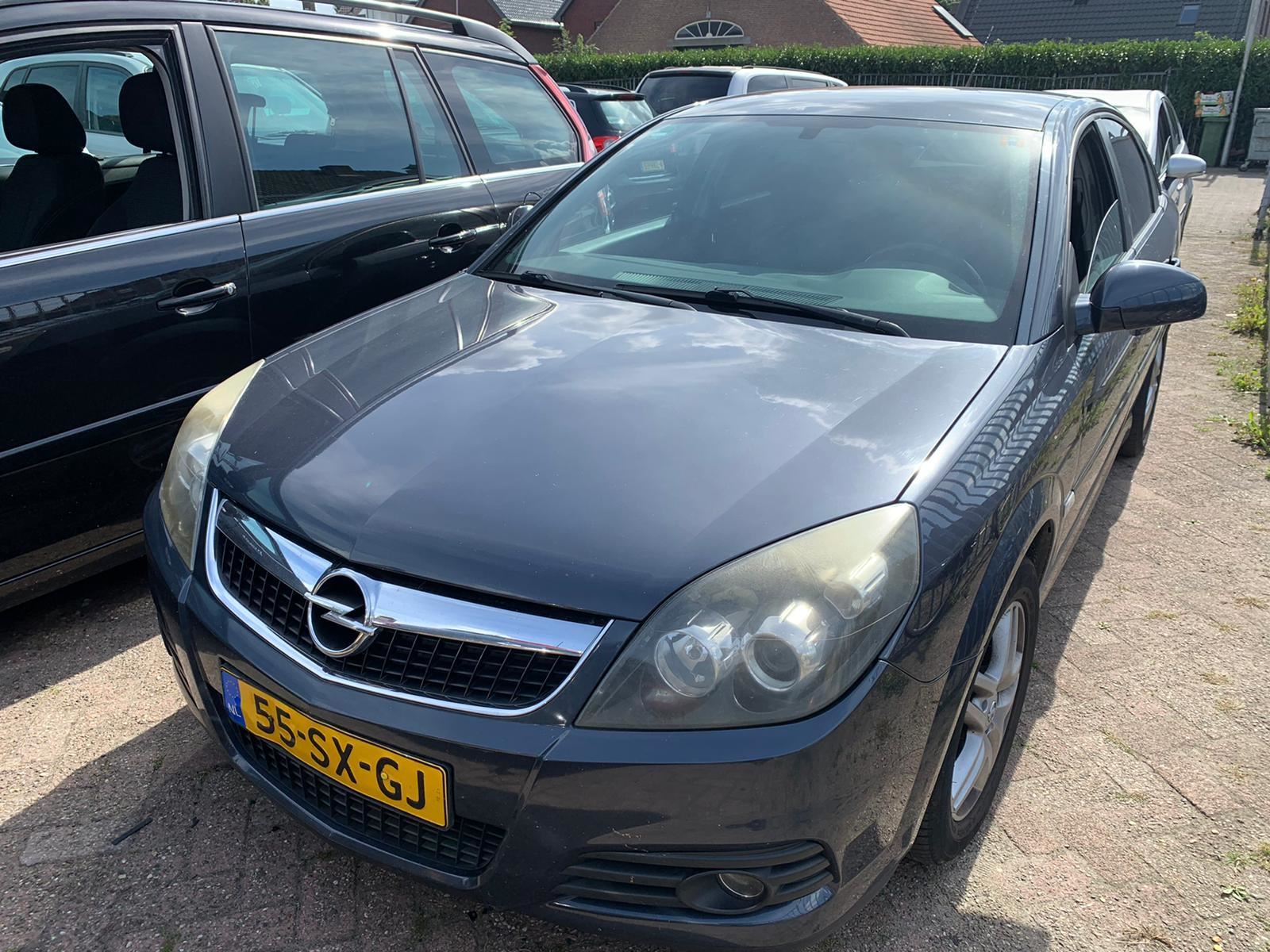 Opel Vectra GTS occasion - DDM Export B.V.