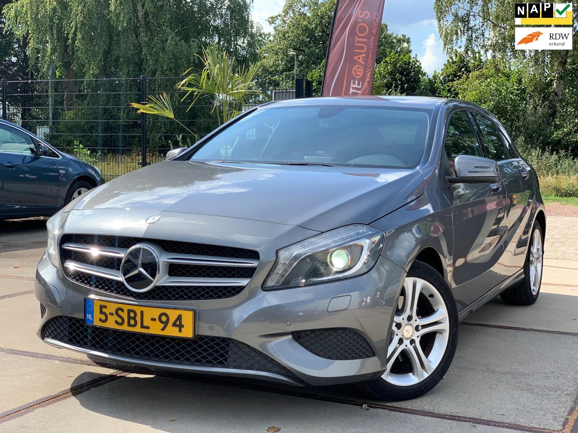Mercedes-Benz A-klasse occasion - Ultimate Auto's