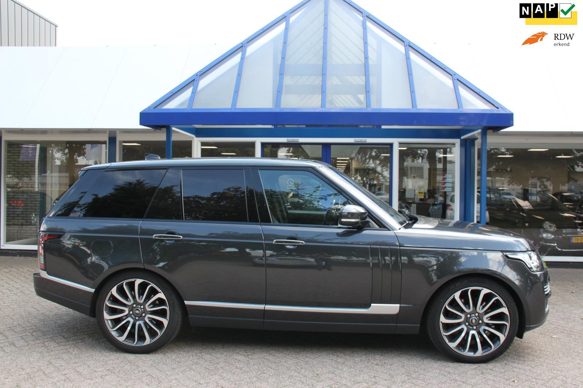 Land Rover Range Rover occasion - HDA Wijchen B.V.