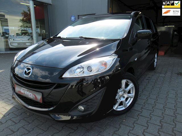 Mazda 5 2.0 GT-M / Clima / 7-Persoons / Cruise / Xenon / Lmv / Pdc / Stoelverw.