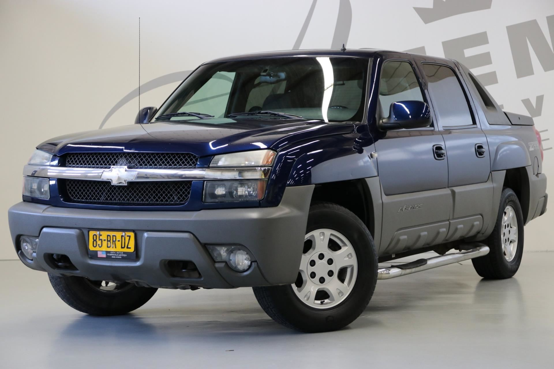Chevrolet USA Avalanche occasion - Aeen Exclusieve Automobielen