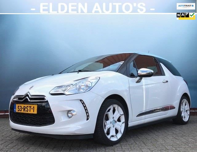 Citroen DS3 occasion - Eldenauto's
