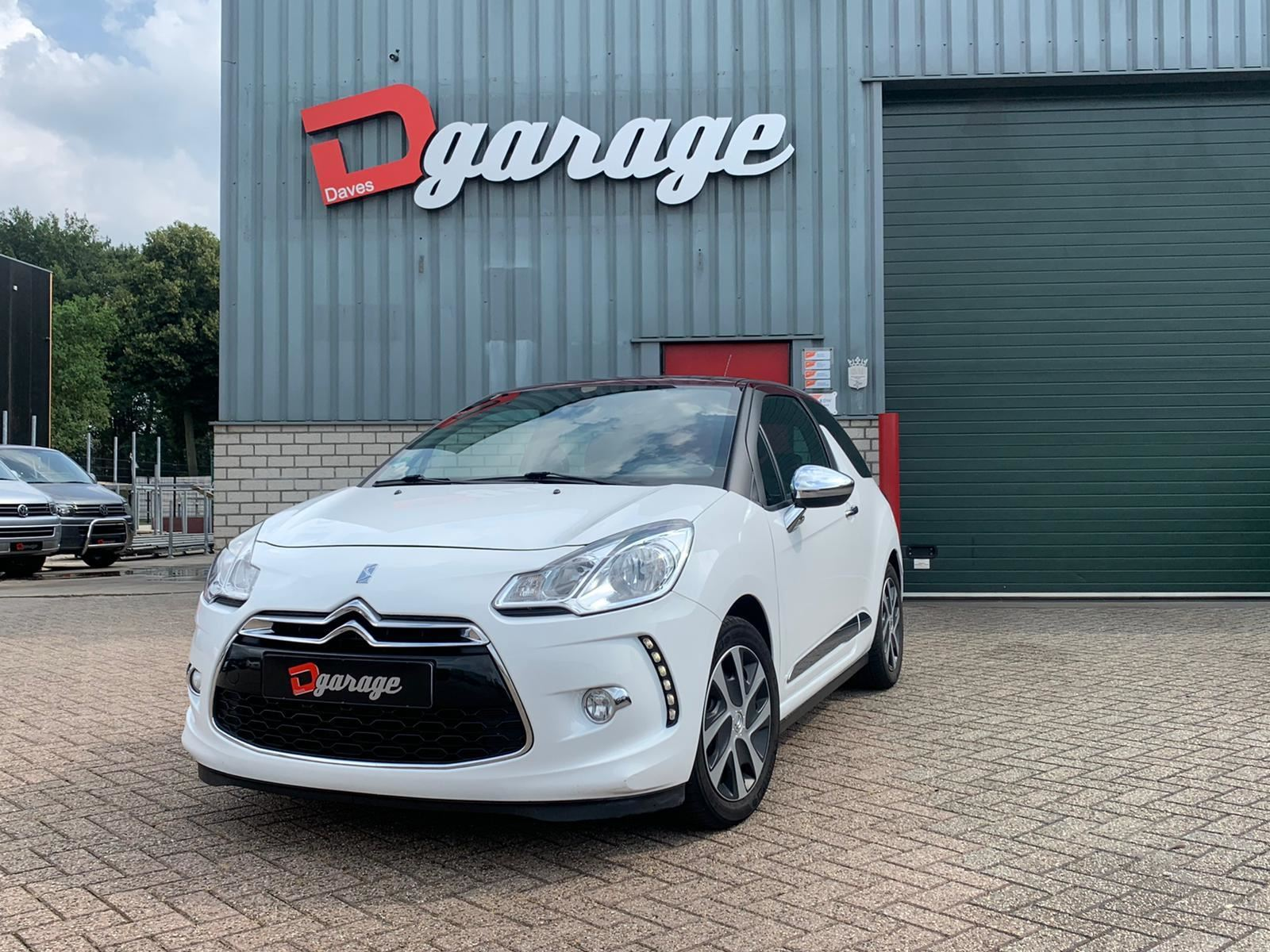 Citroen DS3 occasion - Dave's Garage