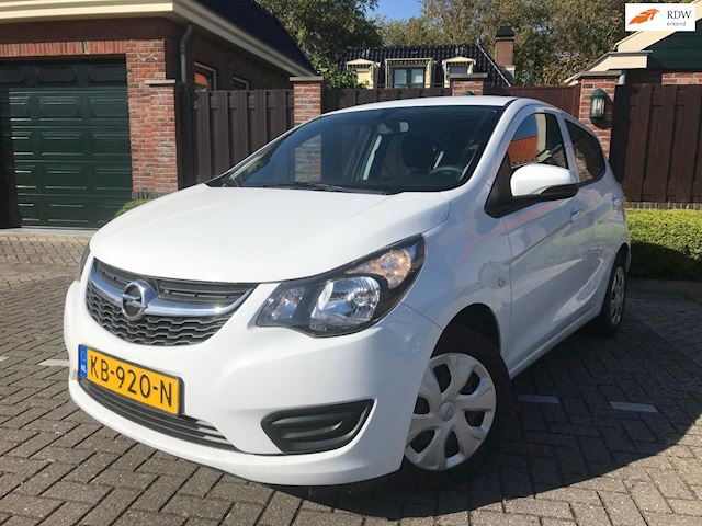 Opel KARL 1.0 ecoFLEX Edition HOGE INSTAP AIRCO CRUISE NAP !