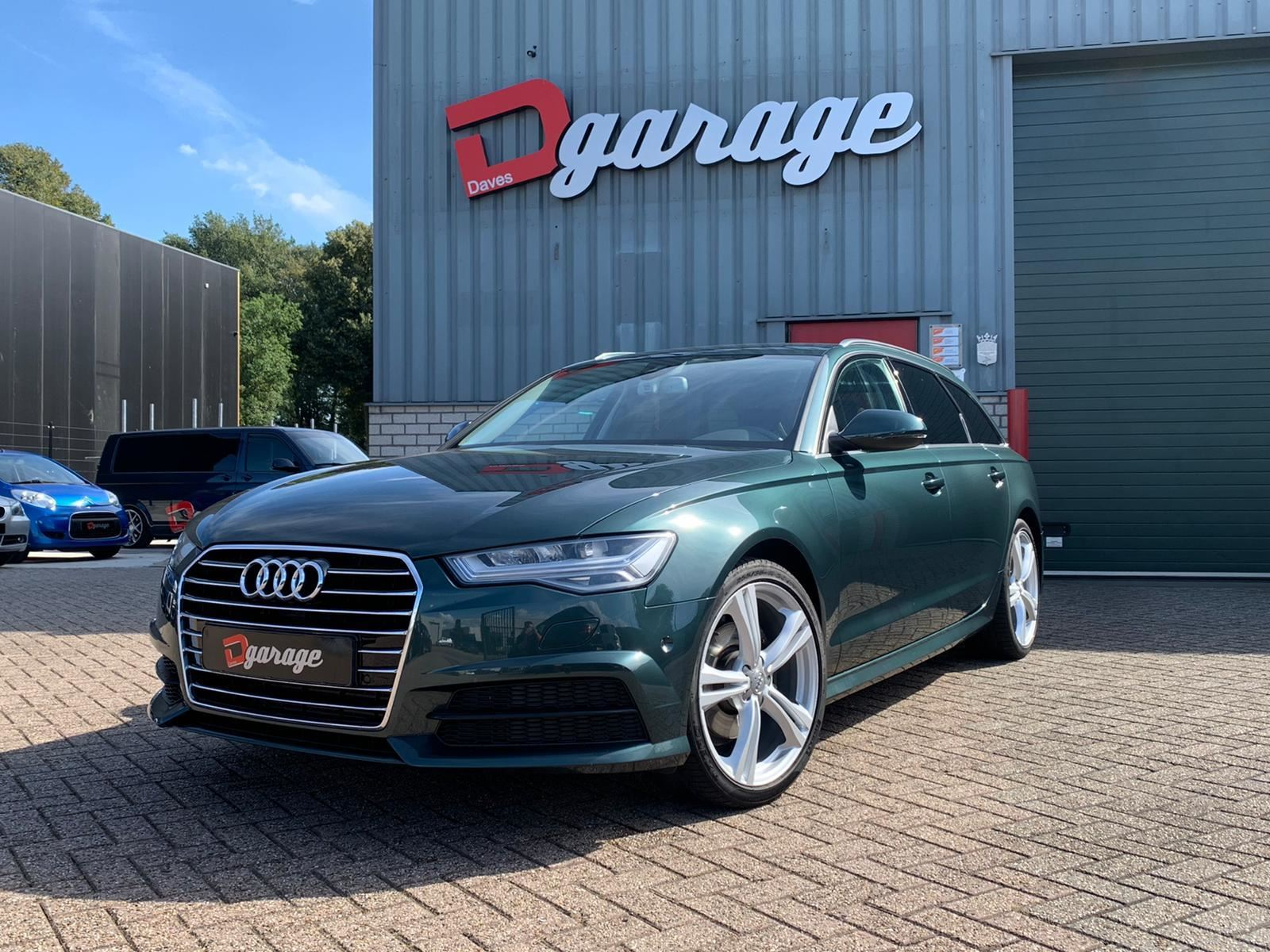 Audi A6 Avant occasion - Dave's Garage