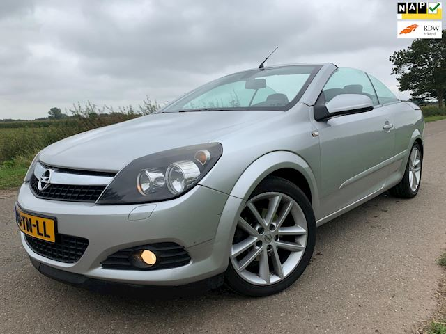 Opel Astra TwinTop occasion - Van der Made Auto's