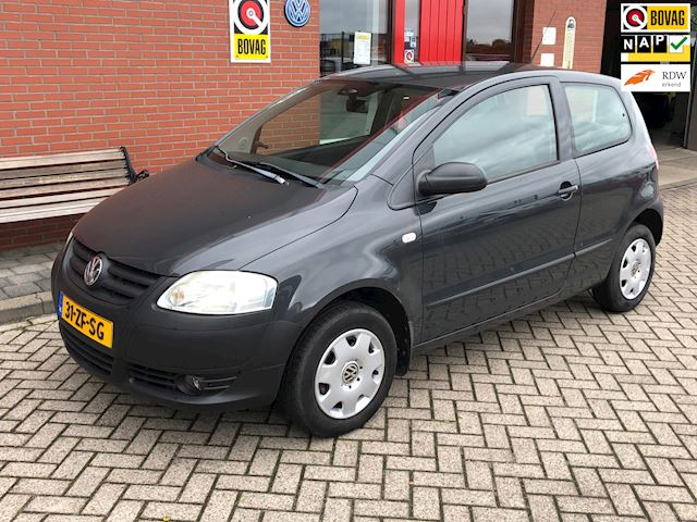 Volkswagen Fox 1.2 Optive | Stuurbekrachtiging |