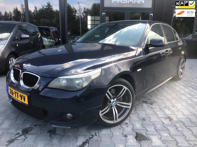 BMW 5-serie 520i Executive # M-pakket, 19