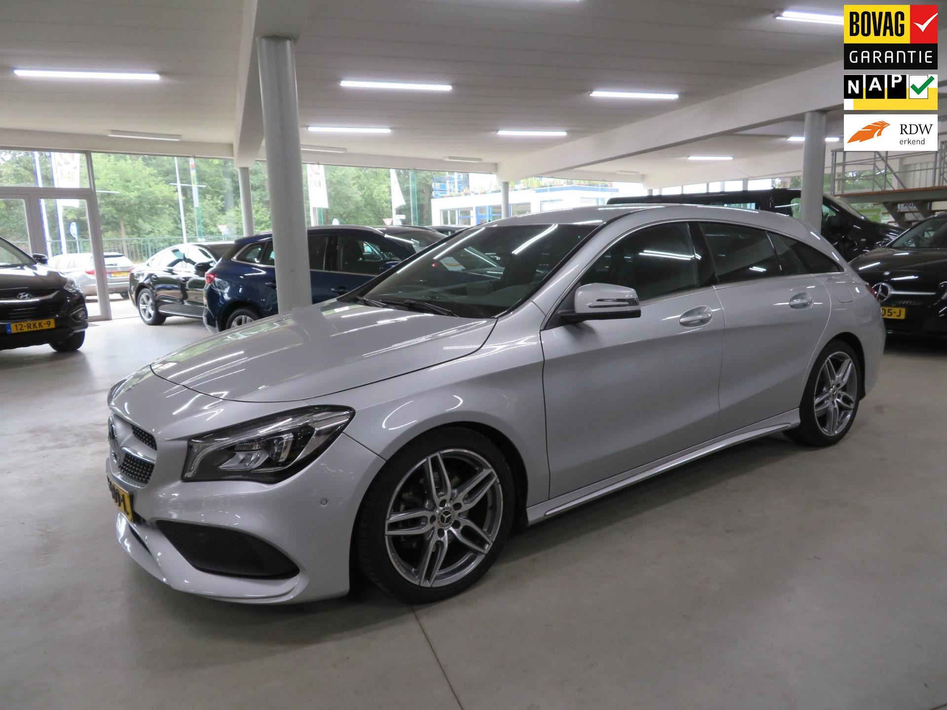 Mercedes-Benz CLA-klasse Shooting Brake occasion - Automobielbedrijf de Groot