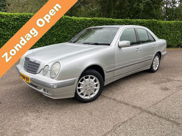 Mercedes-Benz E-klasse occasion - R. Oldenburg Auto's