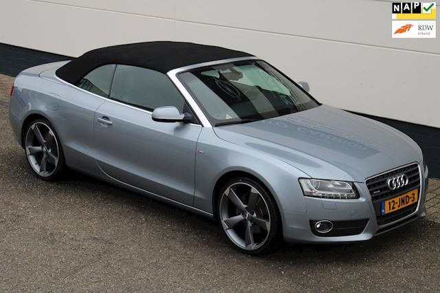 Audi A5 Cabriolet occasion - CARRION