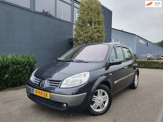 Renault Scénic 2.0-16V Privilège Comfort AIRCO,CRUISE, 2 X SLEUTELS