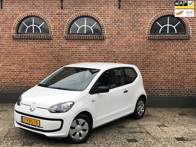 Volkswagen Up! 1.0 easy up! BlueMotion Airco Start/Stop