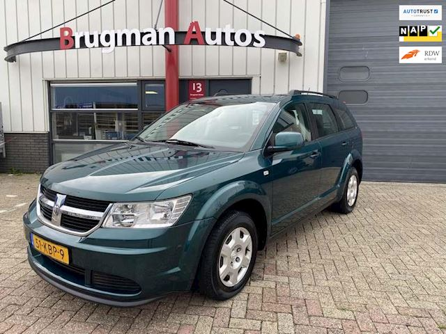 Dodge Journey occasion - Brugman Auto's