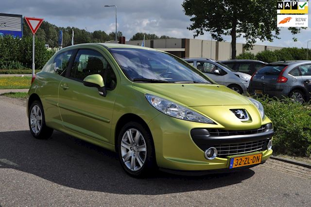 Peugeot 207 1.6 VTi XS Pack AUTOMAAT/CLIMA AIRCO/CRUISE CONTROL/LM-VELGEN/1e EIGENAAR/nwe APK/133.593 km NAP/UITSTEKENDE STAAT