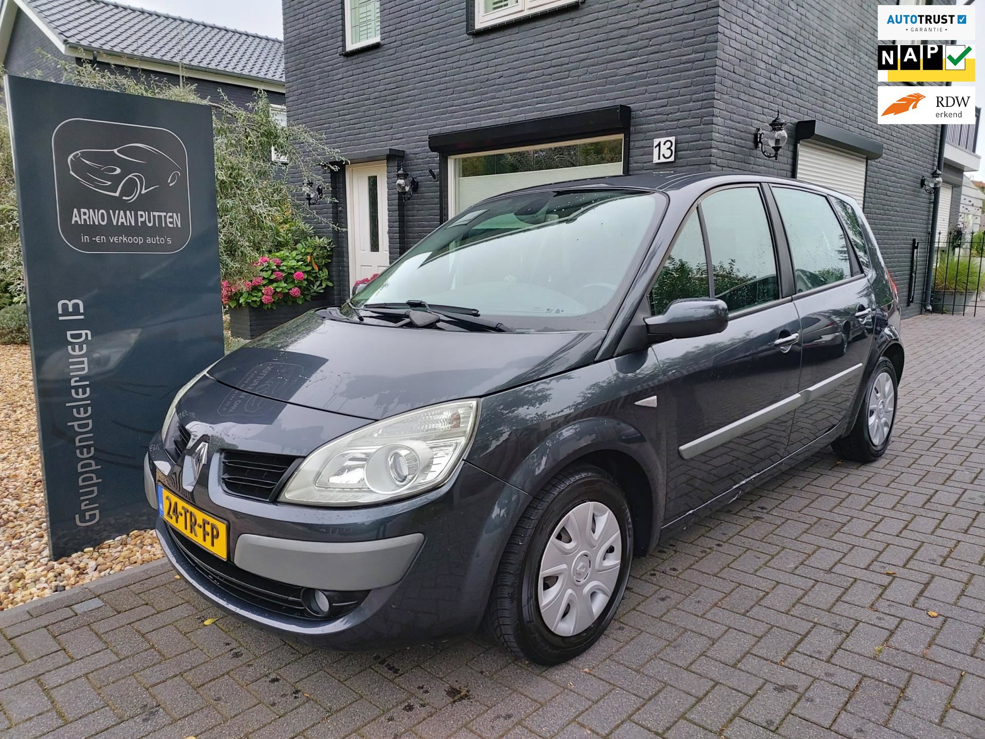 Renault Scénic occasion - Arno van Putten auto's
