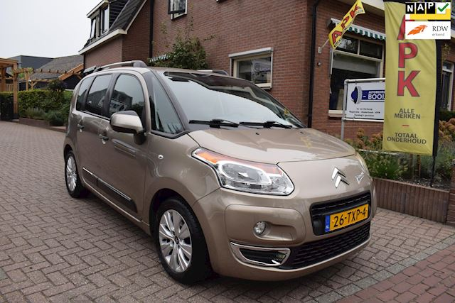 Citroen C3 Picasso 1.6 VTi Exclusive/AUTOMAAT/AIRCO/CRUISE/PDC/TREKHAAK/NETTE STAAT!