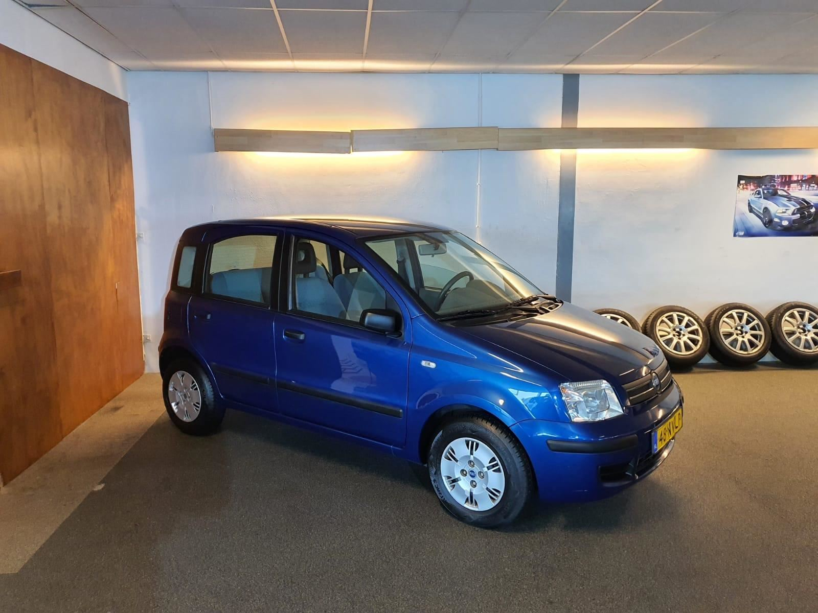 Fiat Panda occasion - Low Budget Occasions
