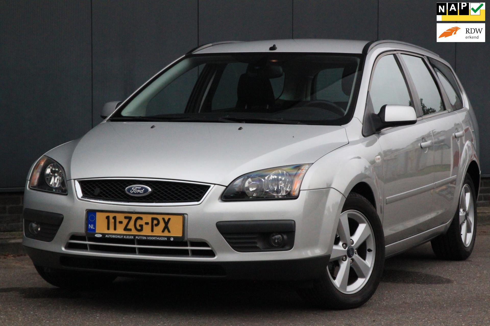 Ford Focus Wagon occasion - Auto Hoeve B.V.