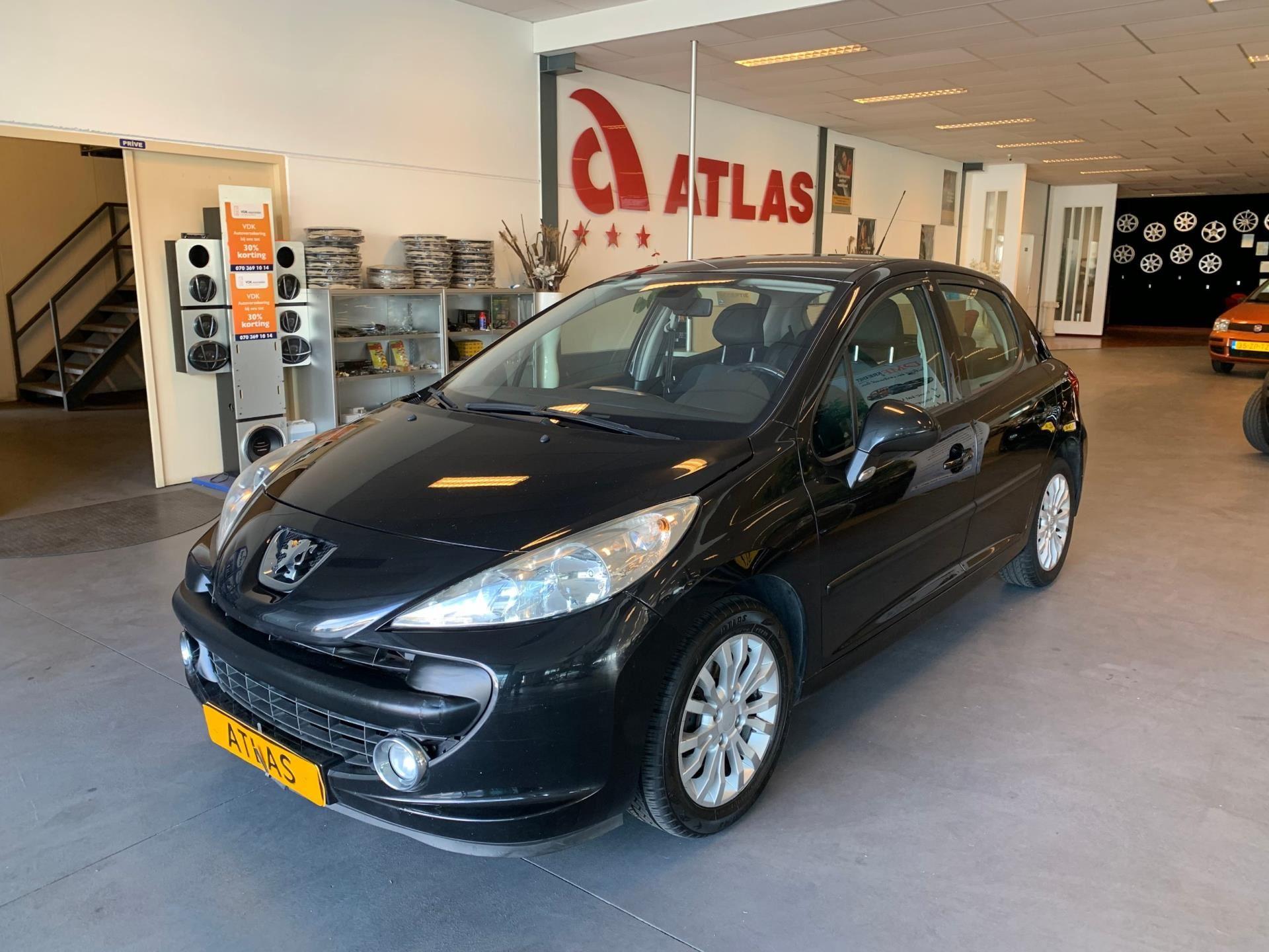 Peugeot 207 occasion - Atlas Garagebedrijf