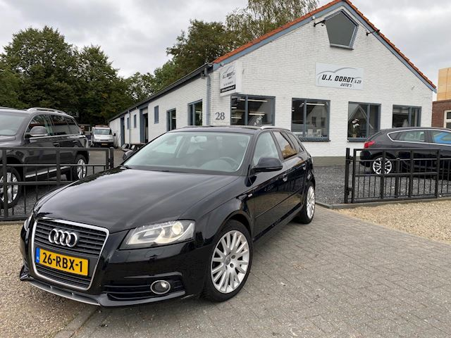 Audi A3 Sportback 1.4 TFSI S-edition in hele keurige staat!